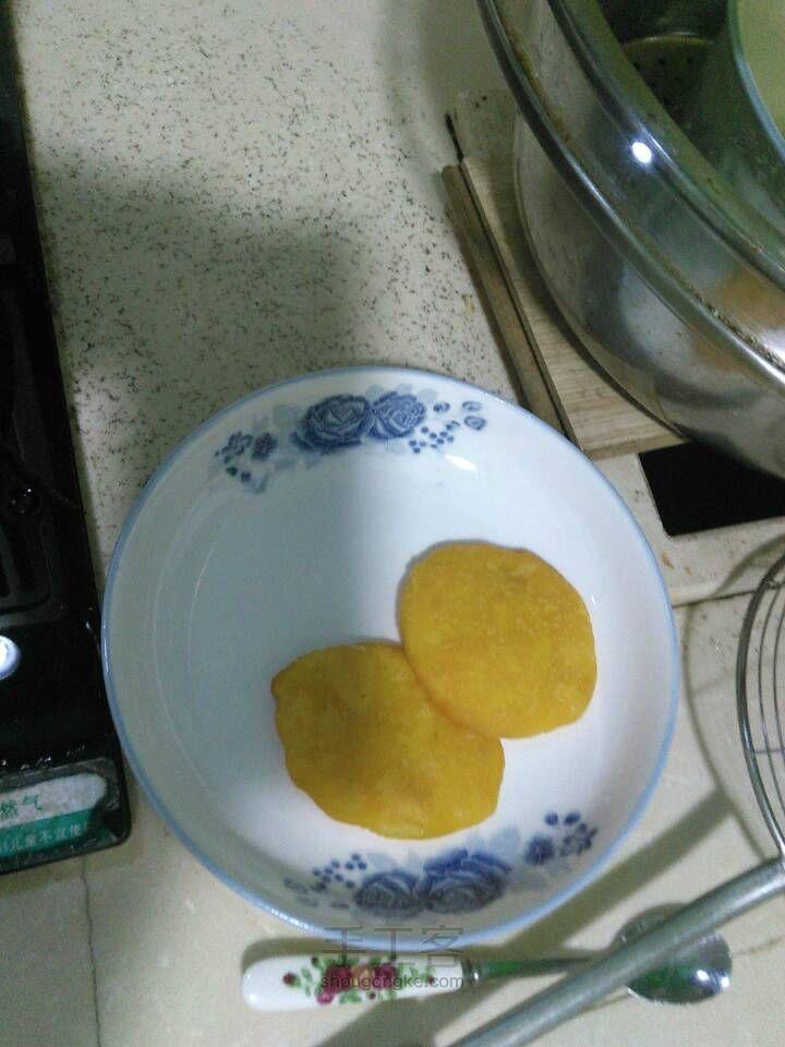 玉米饼子 第3步
