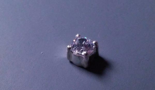 手工银制宝石爪镶制作流程说明
