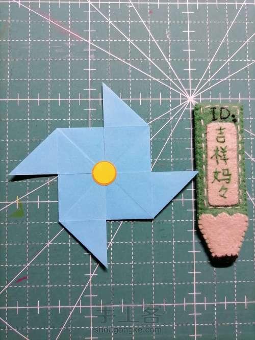 儿童节贺卡 091 第3步