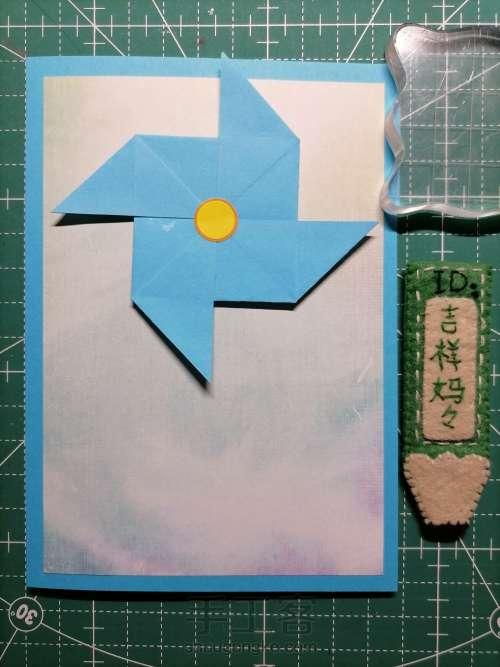 儿童节贺卡 091 第8步