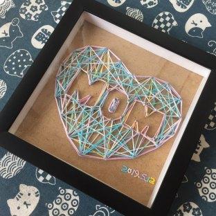DIY相框·母亲节礼物