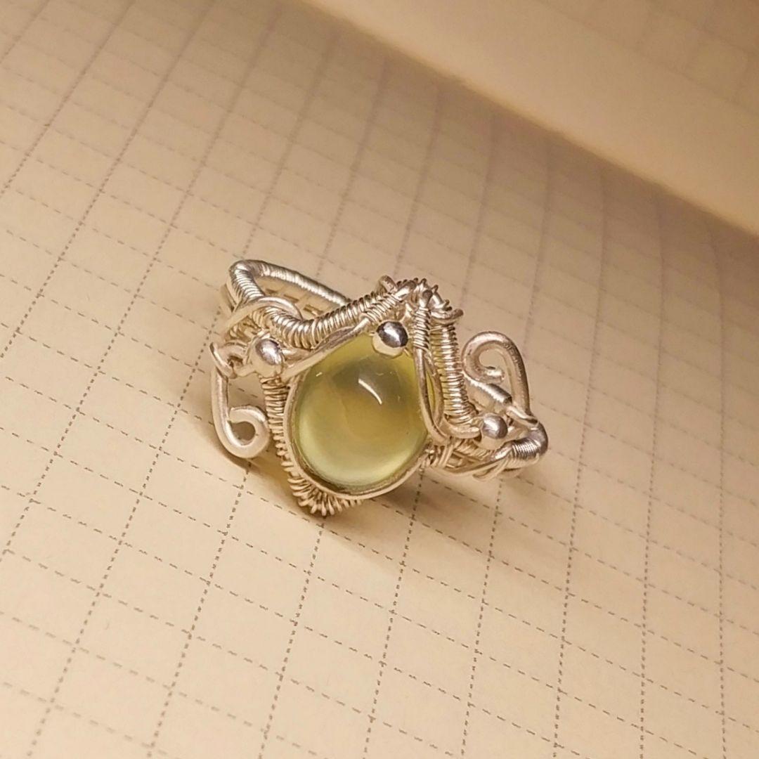 闲来无事做的一款简单的戒指,动手开干吧