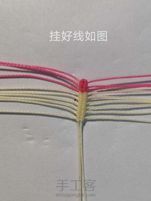 特色莲花瓣 第8步