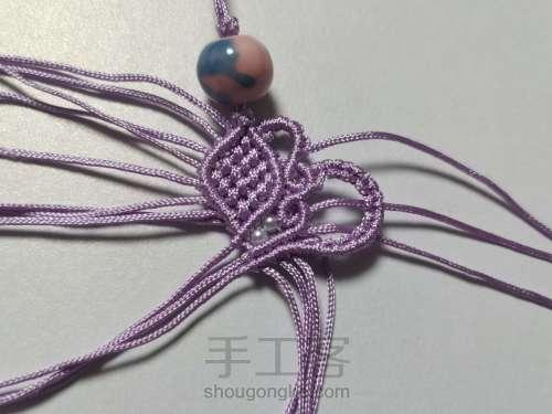 紫莲挂件 第10步
