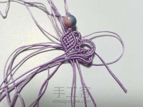紫莲挂件 第11步